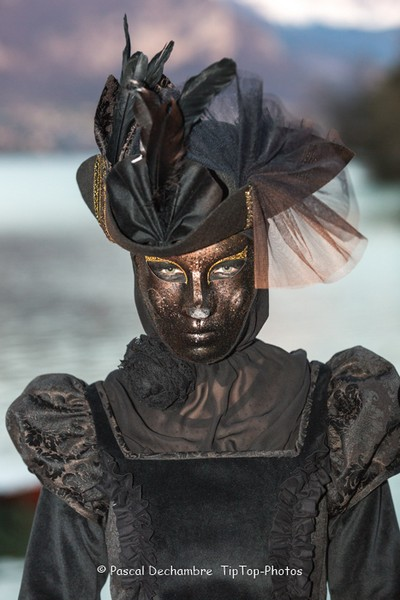 Pascal DECHAMBRE - Carnaval Vénitien Annecy 2017 - 00007