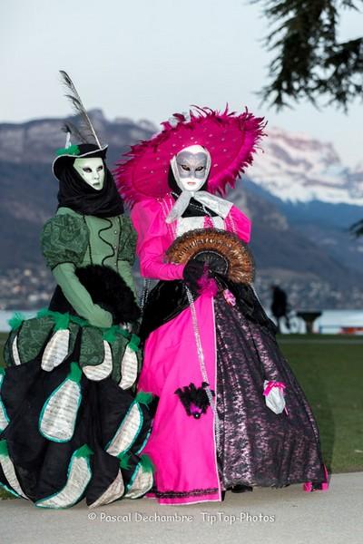 Pascal DECHAMBRE - Carnaval Vénitien Annecy 2017 - 00009