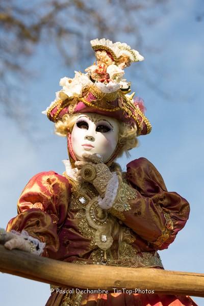 Pascal DECHAMBRE - Carnaval Vénitien Annecy 2017 - 00012