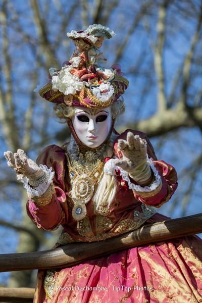 Pascal DECHAMBRE - Carnaval Vénitien Annecy 2017 - 00013