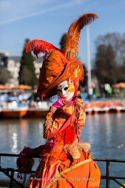 Pascal DECHAMBRE - Carnaval Vénitien Annecy 2017 - 00016