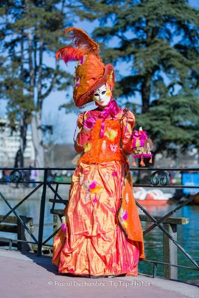 Pascal DECHAMBRE - Carnaval Vénitien Annecy 2017 - 00018