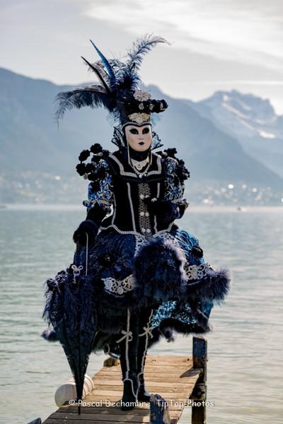 Pascal DECHAMBRE - Carnaval Vénitien Annecy 2017 - 00022