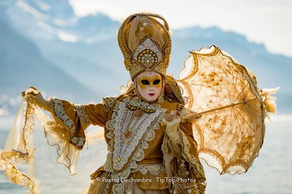 Pascal DECHAMBRE - Carnaval Vénitien Annecy 2017 - 00023