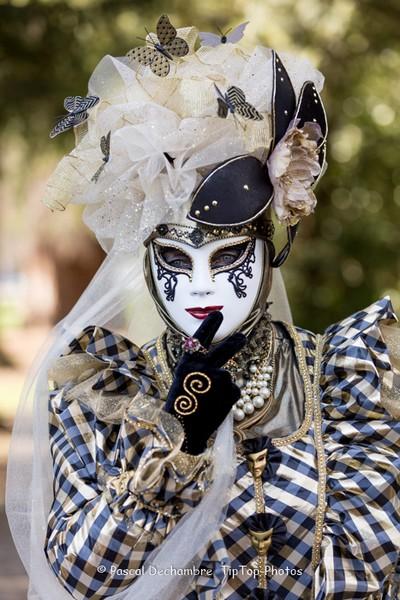 Pascal DECHAMBRE - Carnaval Vénitien Annecy 2017 - 00028