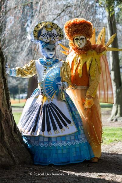Pascal DECHAMBRE - Carnaval Vénitien Annecy 2017 - 00029