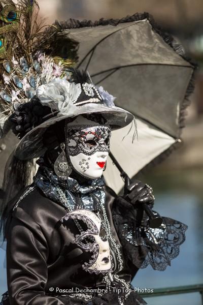 Pascal DECHAMBRE - Carnaval Vénitien Annecy 2017 - 00030