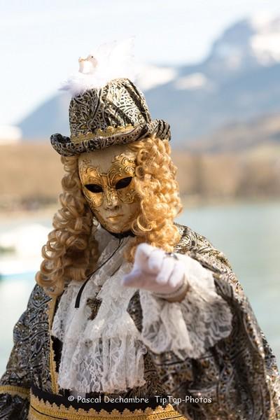 Pascal DECHAMBRE - Carnaval Vénitien Annecy 2017 - 00031