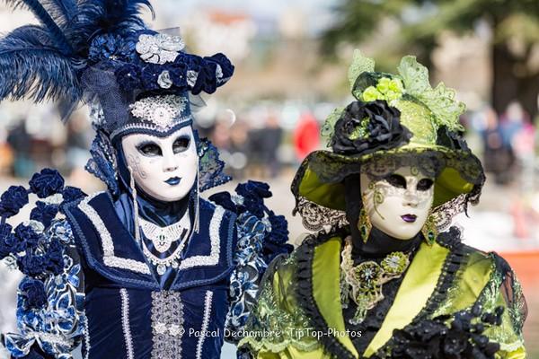 Pascal DECHAMBRE - Carnaval Vénitien Annecy 2017 - 00032