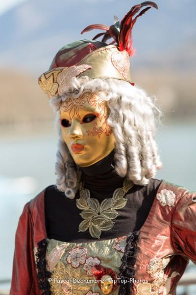 Pascal DECHAMBRE - Carnaval Vénitien Annecy 2017 - 00033