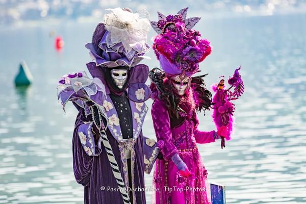 Pascal DECHAMBRE - Carnaval Vénitien Annecy 2017 - 00034
