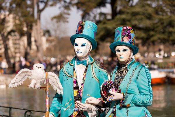 Pascal DECHAMBRE - Carnaval Vénitien Annecy 2017 - 00038