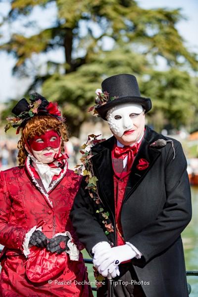 Pascal DECHAMBRE - Carnaval Vénitien Annecy 2017 - 00039