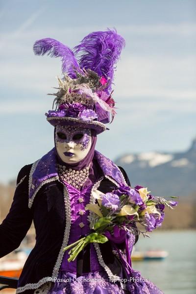 Pascal DECHAMBRE - Carnaval Vénitien Annecy 2017 - 00040