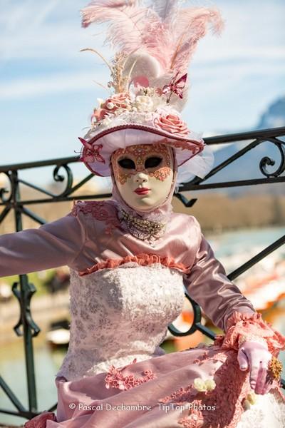 Pascal DECHAMBRE - Carnaval Vénitien Annecy 2017 - 00041