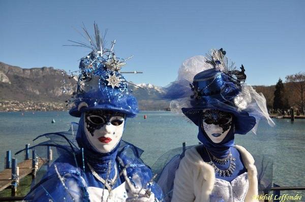 Michel Leffondre - Carnaval Vénitien Annecy 2016