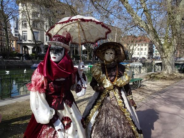 Rachel LELLOUCHE - Carnaval Vénitien Annecy 2017 - 00001