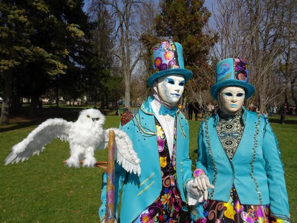 Rachel LELLOUCHE - Carnaval Vénitien Annecy 2017 - 00011