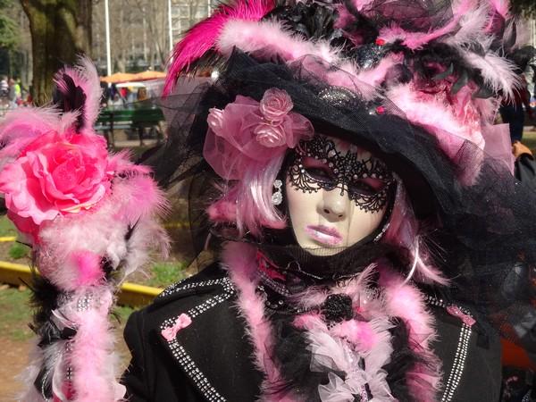 Rachel LELLOUCHE - Carnaval Vénitien Annecy 2017 - 00014