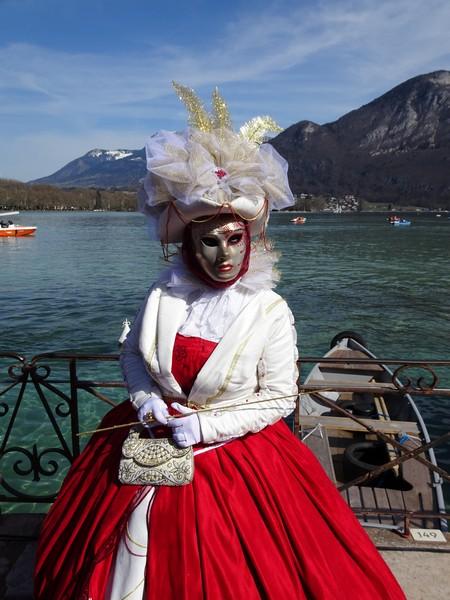 Rachel LELLOUCHE - Carnaval Vénitien Annecy 2017 - 00015