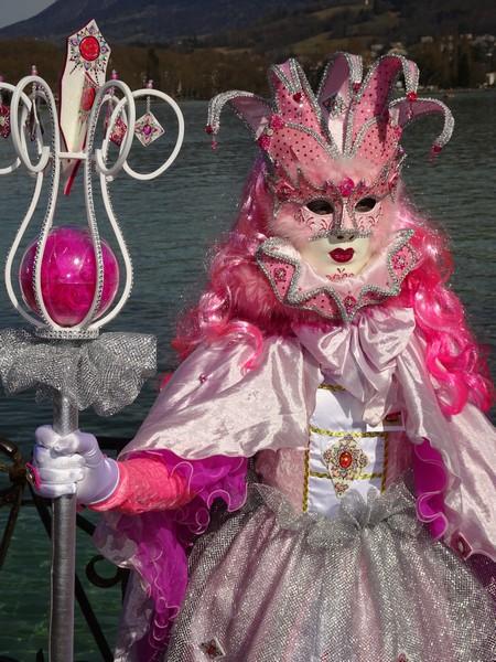 Rachel LELLOUCHE - Carnaval Vénitien Annecy 2017 - 00019