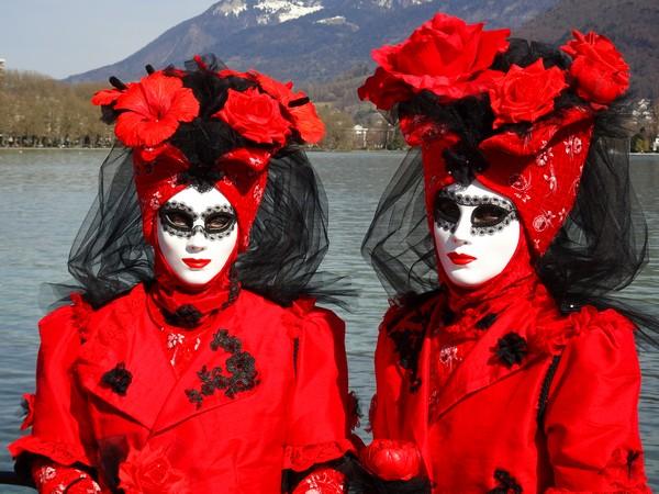 Rachel LELLOUCHE - Carnaval Vénitien Annecy 2017 - 00020