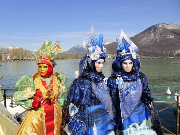 Rachel LELLOUCHE - Carnaval Vénitien Annecy 2017 - 00032