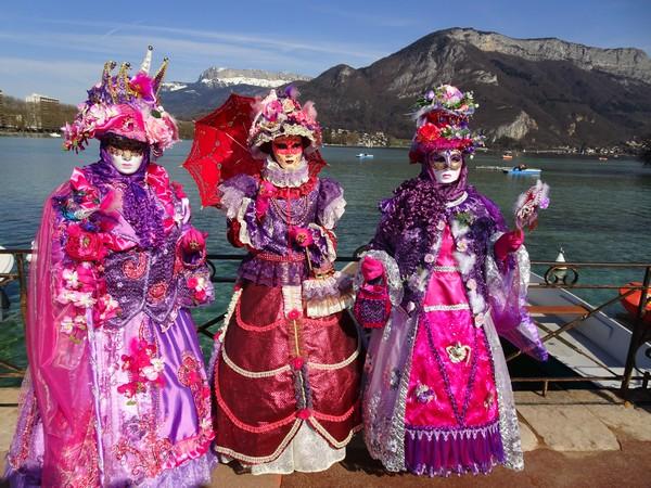 Rachel LELLOUCHE - Carnaval Vénitien Annecy 2017 - 00036