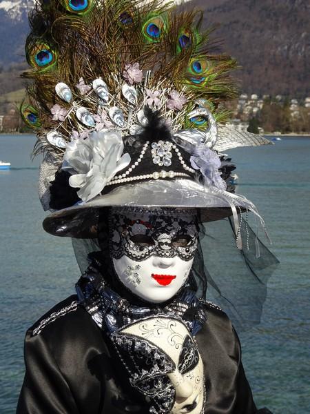 Rachel LELLOUCHE - Carnaval Vénitien Annecy 2017 - 00037