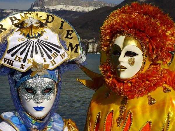 Rachel LELLOUCHE - Carnaval Vénitien Annecy 2017 - 00042