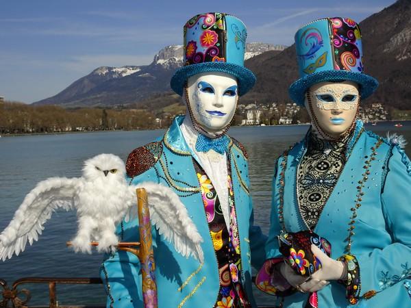 Rachel LELLOUCHE - Carnaval Vénitien Annecy 2017 - 00043