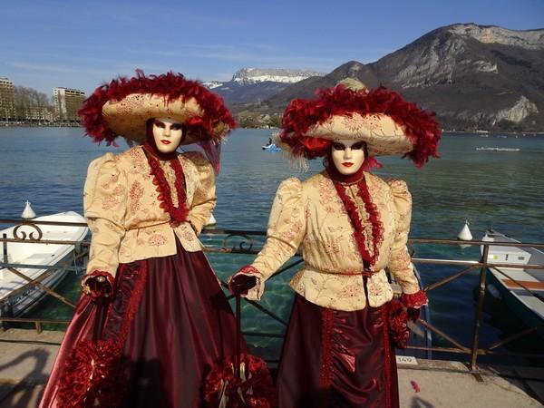 Rachel LELLOUCHE - Carnaval Vénitien Annecy 2017 - 00045