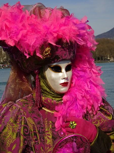 Rachel LELLOUCHE - Carnaval Vénitien Annecy 2017 - 00047