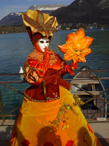 Rachel LELLOUCHE - Carnaval Vénitien Annecy 2017 - 00049