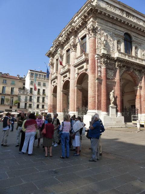 Voyage à Vicenza Septembre 2015