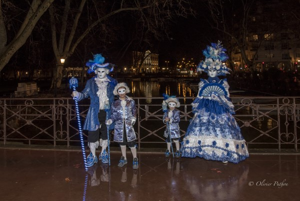 Carnaval vénitien 2020